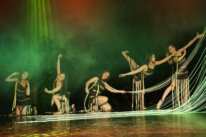 Hàng trăm nghệ sĩ múa tranh tài tại Liên hoan nghệ thuật múa lần 6 - 2020 - Ảnh 5.