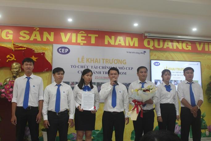 Tổ chức Tài chính vi mô CEP thành lập thêm chi nhánh tại tỉnh Đồng Nai - Ảnh 2.