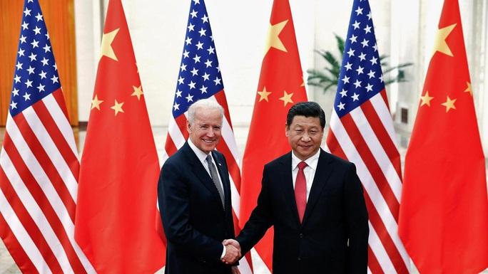 Ông Tập Cận Bình chúc mừng ông Joe Biden đắc cử tổng thống Mỹ - Ảnh 1.