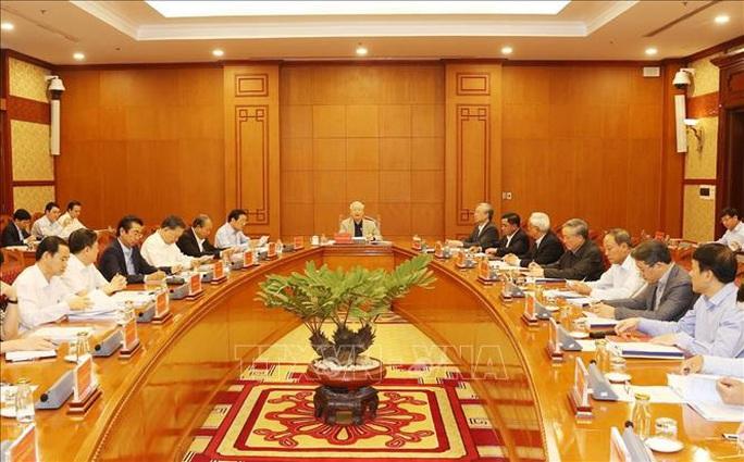 Tổng Bí thư, Chủ tịch nước chủ trì họp về phòng, chống tham nhũng: Khẩn trương điều tra, xử lý vụ Nhật Cường - Ảnh 4.