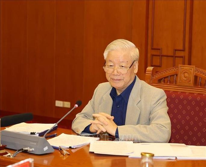 Tổng Bí thư, Chủ tịch nước chủ trì họp về phòng, chống tham nhũng: Khẩn trương điều tra, xử lý vụ Nhật Cường - Ảnh 5.