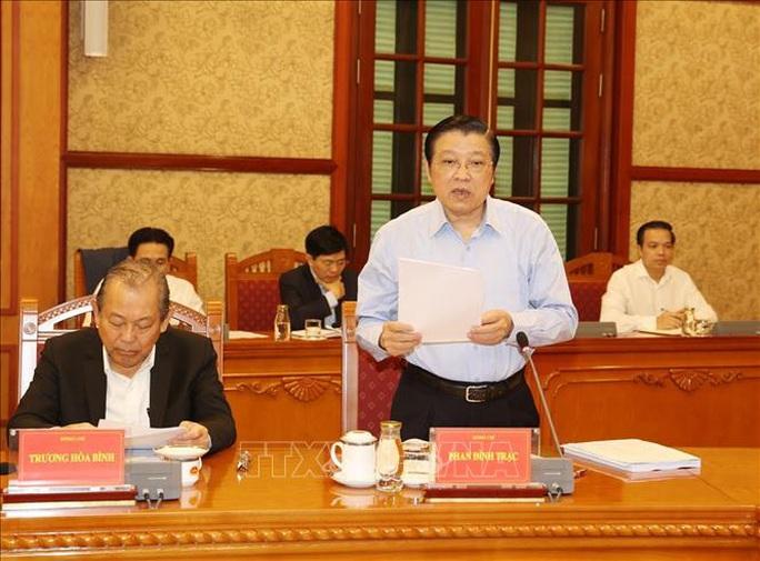 Tổng Bí thư, Chủ tịch nước chủ trì họp về phòng, chống tham nhũng: Khẩn trương điều tra, xử lý vụ Nhật Cường - Ảnh 6.