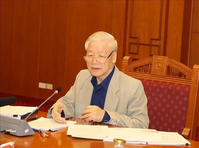 Tổng Bí thư, Chủ tịch nước chủ trì họp về phòng, chống tham nhũng: Khẩn trương điều tra, xử lý vụ Nhật Cường - Ảnh 1.