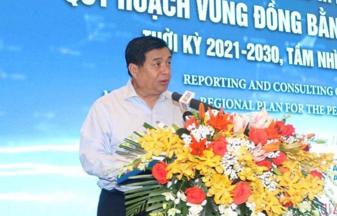 Bảo vệ người dân và môi trường là ưu tiên hàng đầu trong Quy hoạch ĐBSCL - Ảnh 1.
