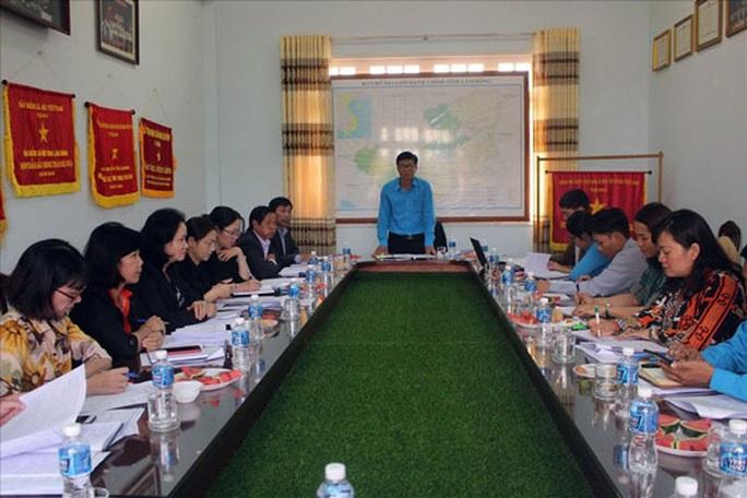 Lâm Đồng: Kiến nghị khởi tố hình sự doanh nghiệp nợ BHXH - Ảnh 1.
