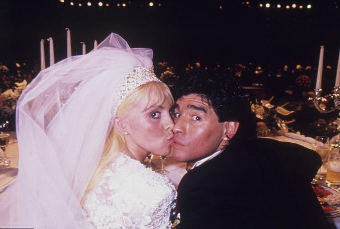 Cuộc đời Diego Armando Maradona qua những tấm ảnh để đời (1960-2020) - Ảnh 12.