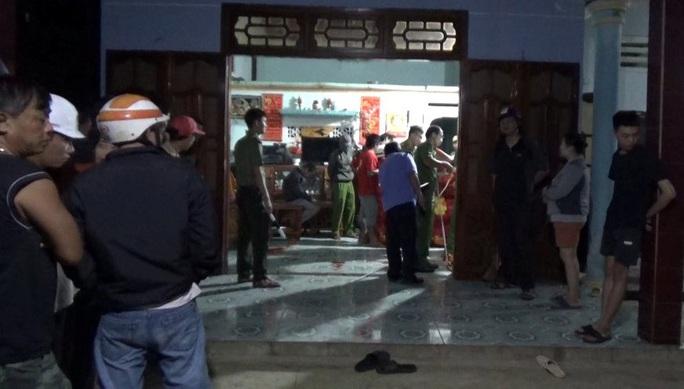 2 vụ nổ súng ở Quảng Nam: Đã xác định được nghi phạm, thu giữ 2 súng săn - Ảnh 2.