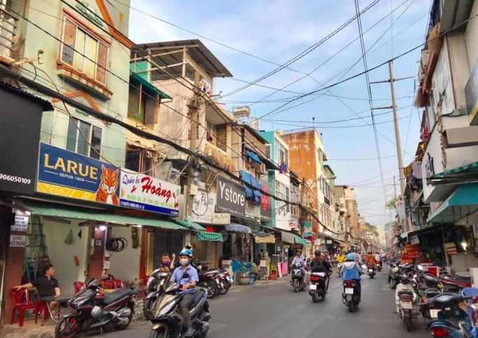 Quận 3 muốn có phố đi bộ ở Hồ Con Rùa và đường Nguyễn Thượng Hiền - Ảnh 3.