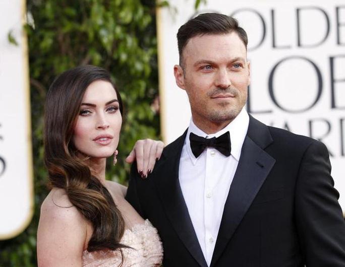"""""""Bom sex"""" Megan Fox đệ đơn ly hôn Brian Austin Green - Ảnh 1."""