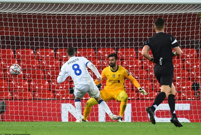 Ghi 2 bàn trong 3 phút, Atalanta thắng sốc Liverpool ở Anfield - Ảnh 5.