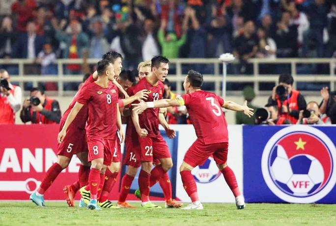 Công bố danh sách tập trung đội tuyển Việt Nam, đá 1 trận giao hữu ở TP HCM - Ảnh 1.