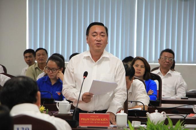 Quận 3 muốn có phố đi bộ ở Hồ Con Rùa và đường Nguyễn Thượng Hiền - Ảnh 1.