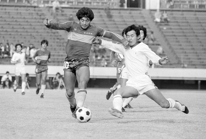 Cuộc đời Diego Armando Maradona qua những tấm ảnh để đời (1960-2020) - Ảnh 3.