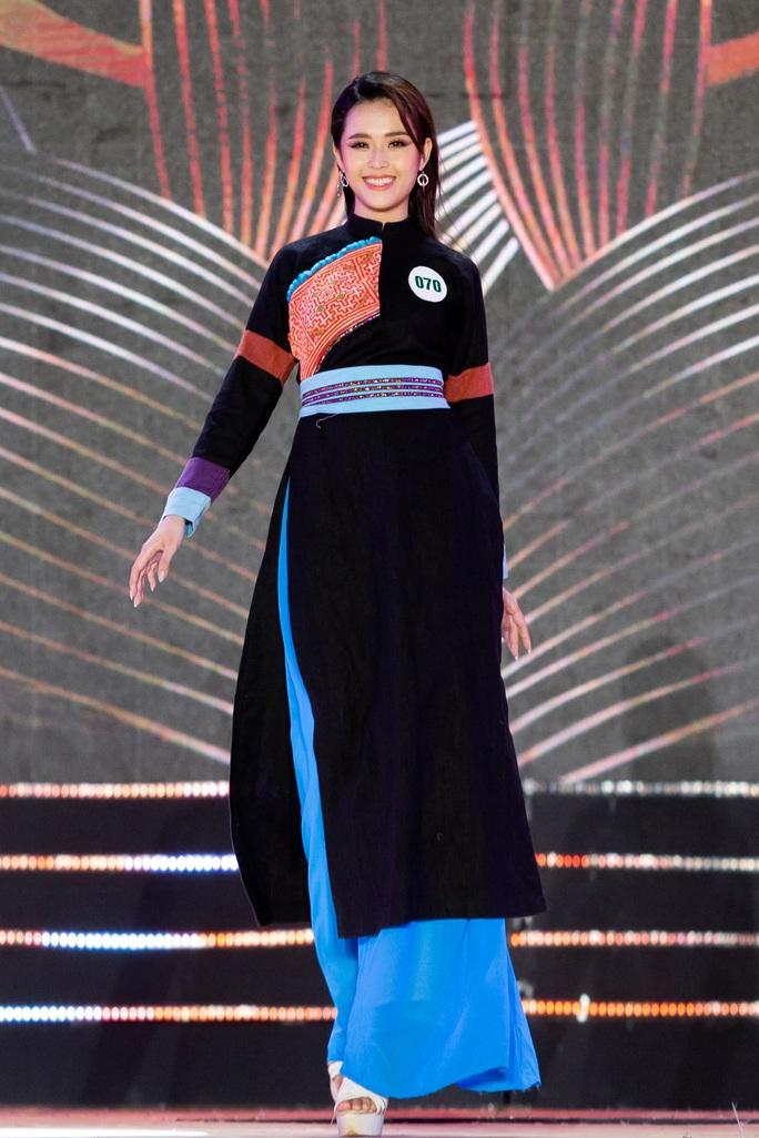 Lạ mắt với trang phục dân tộc của thí sinh Hoa khôi du lịch Việt Nam 2020 - Ảnh 16.