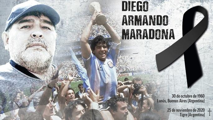 Tiết lộ chấn động: Maradona bị bỏ mặc đau đớn nhiều giờ đến chết - Ảnh 3.