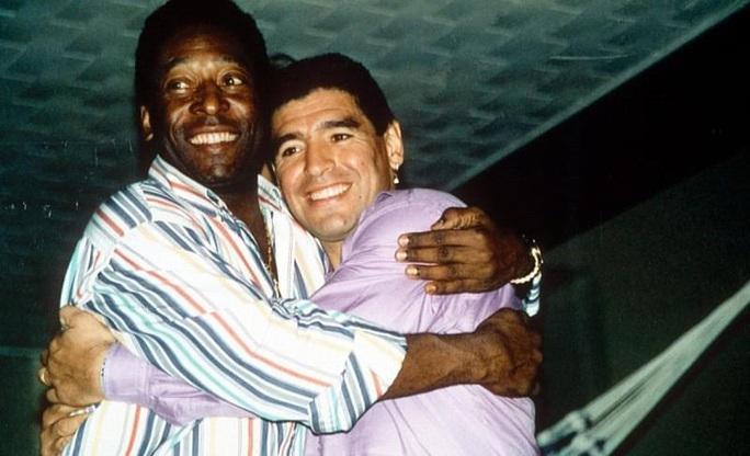 Pele, Ronaldo, Messi và thế giới bóng đá tiễn biệt Diego Maradona - Ảnh 2.