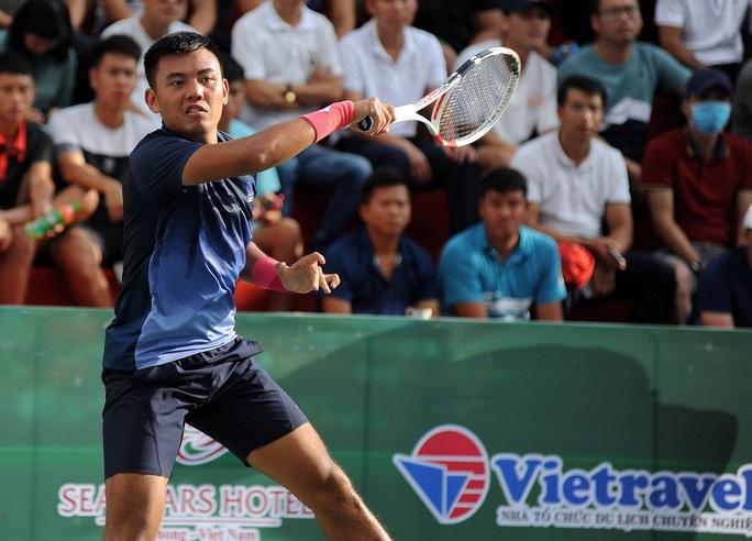 Lý Hoàng Nam vào tứ kết VTF Masters 500 lần 2 - 2020 - Ảnh 1.