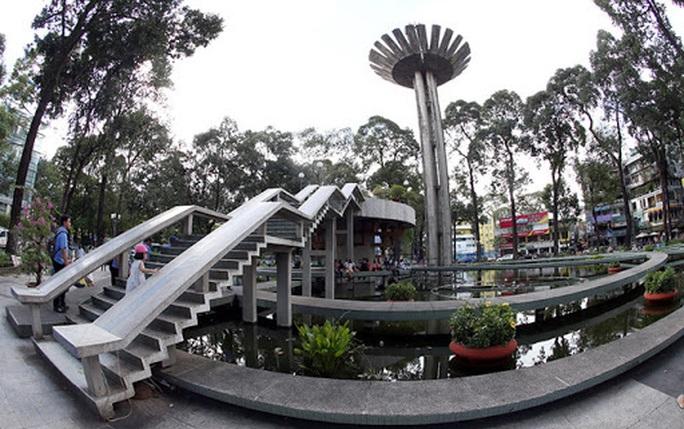 Quận 3 muốn có phố đi bộ ở Hồ Con Rùa và đường Nguyễn Thượng Hiền - Ảnh 2.
