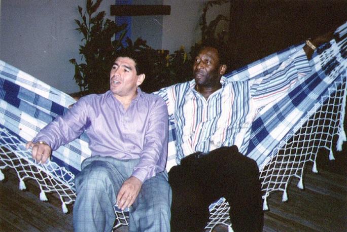 Cuộc đời Diego Armando Maradona qua những tấm ảnh để đời (1960-2020) - Ảnh 9.