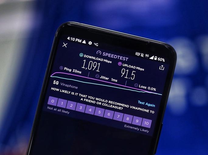 Người dùng có thể trải nghiệm 5G bằng Sim 4G - Ảnh 1.