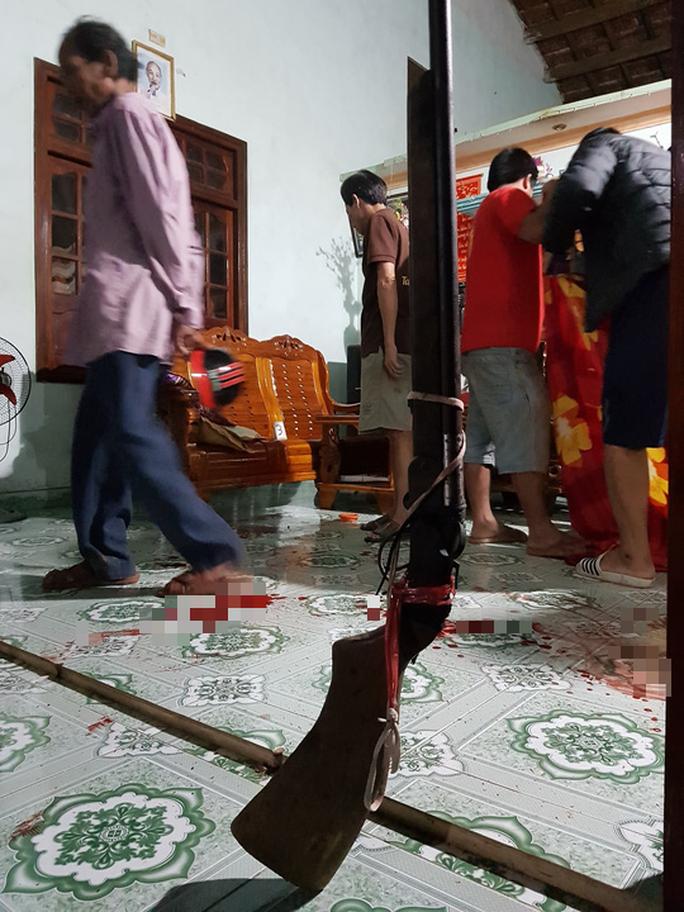 Nổ súng 4 người thương vong ở Quảng Nam: Phát hiện thi thể nhiều khả năng là nghi phạm - Ảnh 2.