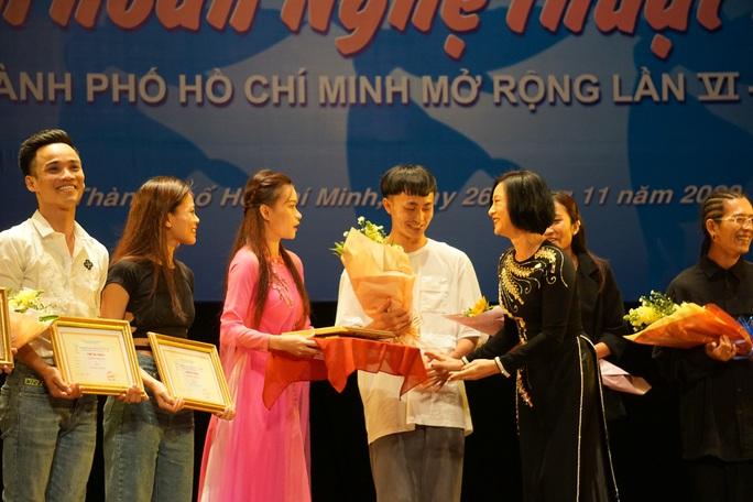 Liên hoan Múa TP HCM lần 6: Dấu ấn của biên đạo trẻ - Ảnh 5.