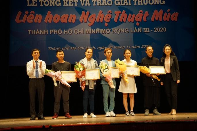 Liên hoan Múa TP HCM lần 6: Dấu ấn của biên đạo trẻ - Ảnh 1.