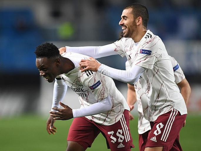Arsenal phá ải Molde, bóng đá Anh đại thắng Europa League - Ảnh 4.