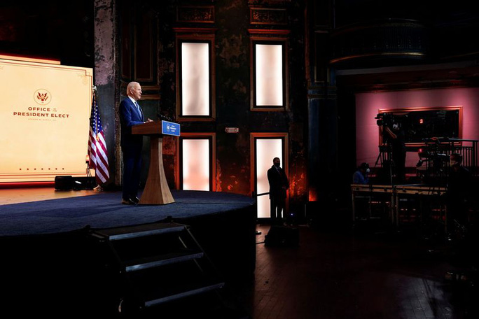 Tổng thống Trump nói về kịch bản rời Nhà Trắng - Ảnh 2.