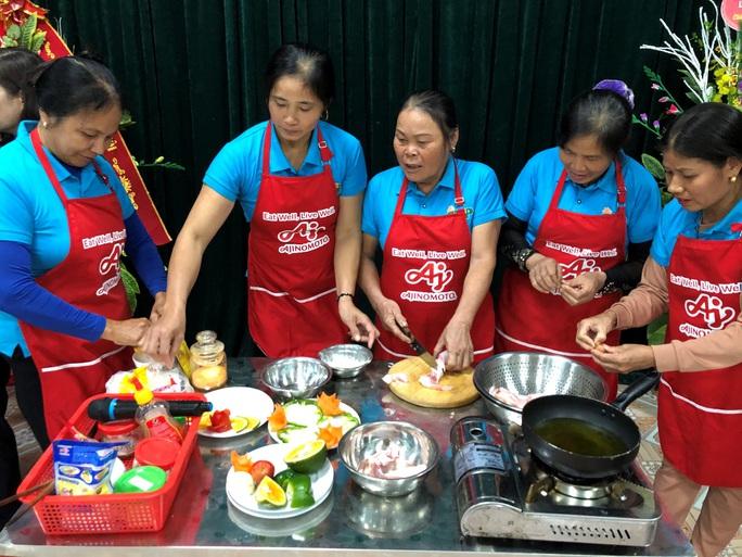 Ajinomoto đồng hành cùng phụ nữ Việt chăm sóc bữa cơm gia đình - Ảnh 1.