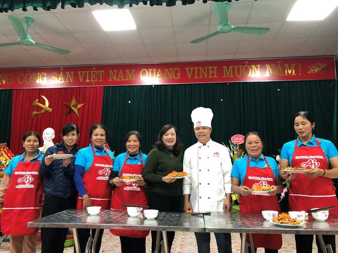 Ajinomoto đồng hành cùng phụ nữ Việt chăm sóc bữa cơm gia đình - Ảnh 2.