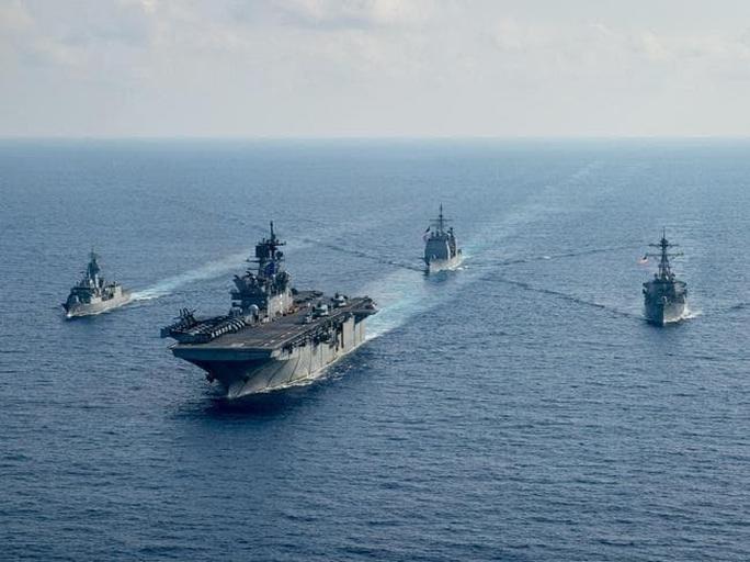 Bất chấp Trung Quốc gây sức ép, Úc vẫn lên tiếng về biển Đông - Ảnh 2.
