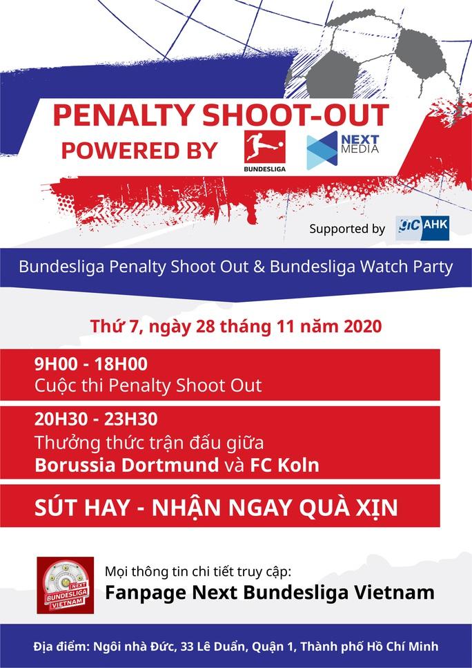 """Hơn 50 đội bóng tranh tài tại """"Bundesliga Penalty Shoot-out"""" - Ảnh 2."""