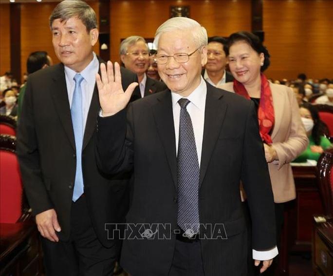 Tổng Bí thư, Chủ tịch nước chỉ đạo hội nghị kiểm tra, giám sát của Đảng - Ảnh 5.
