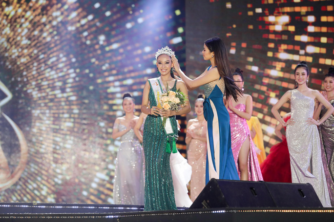Cuộc thi Hoa khôi Du lịch Việt Nam 2020 không tìm được... hoa khôi! - Ảnh 2.