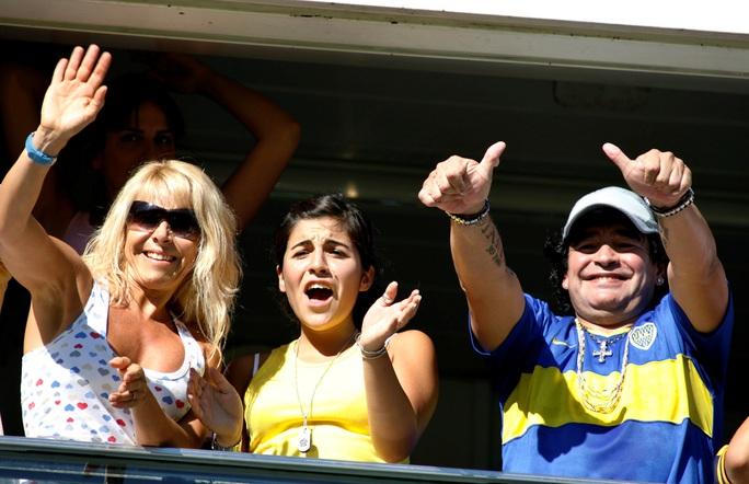 Luật sư thân cận tiết lộ thông tin sốc về Maradona trước lúc mất - Ảnh 4.
