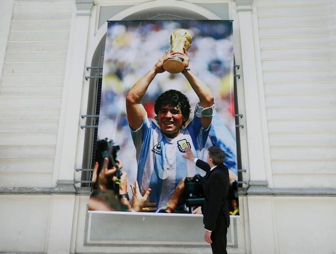 Luật sư thân cận tiết lộ thông tin sốc về Maradona trước lúc mất - Ảnh 3.