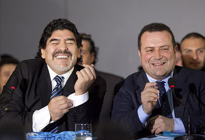 Luật sư thân cận tiết lộ thông tin sốc về Maradona trước lúc mất - Ảnh 2.