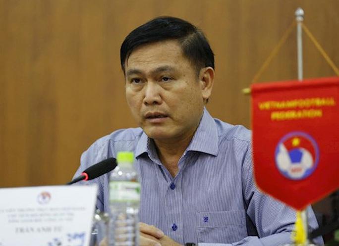 Ông Trần Anh Tú tái đắc cử Chủ tịch VPF - Ảnh 1.