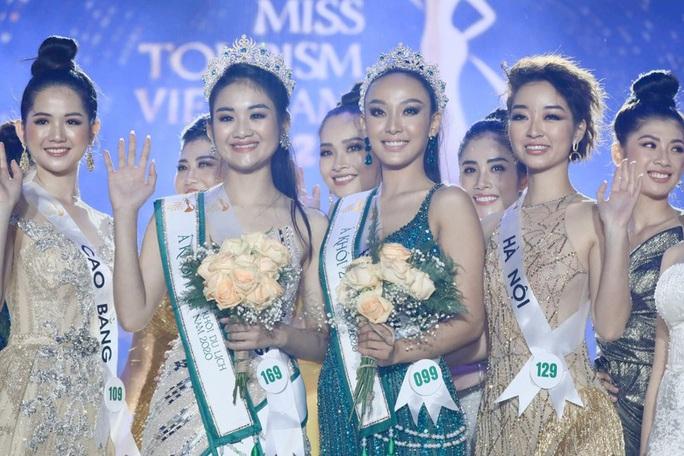 Cuộc thi Hoa khôi Du lịch Việt Nam 2020 không tìm được... hoa khôi! - Ảnh 1.