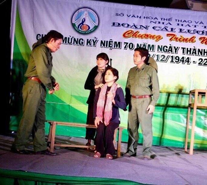 Mai Vàng nhân ái thăm NSND Thảo Vân và nghệ sĩ hài Vũ Quang tại Bến Tre - Ảnh 3.