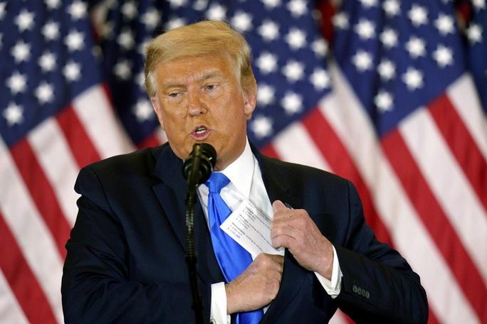 50 ngày còn lại của nhiệm kỳ, Tổng thống Trump làm gì? - Ảnh 1.
