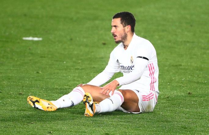 Real Madrid thua sốc sân nhà, Atletico Madrid áp sát ngôi đầu La Liga - Ảnh 2.