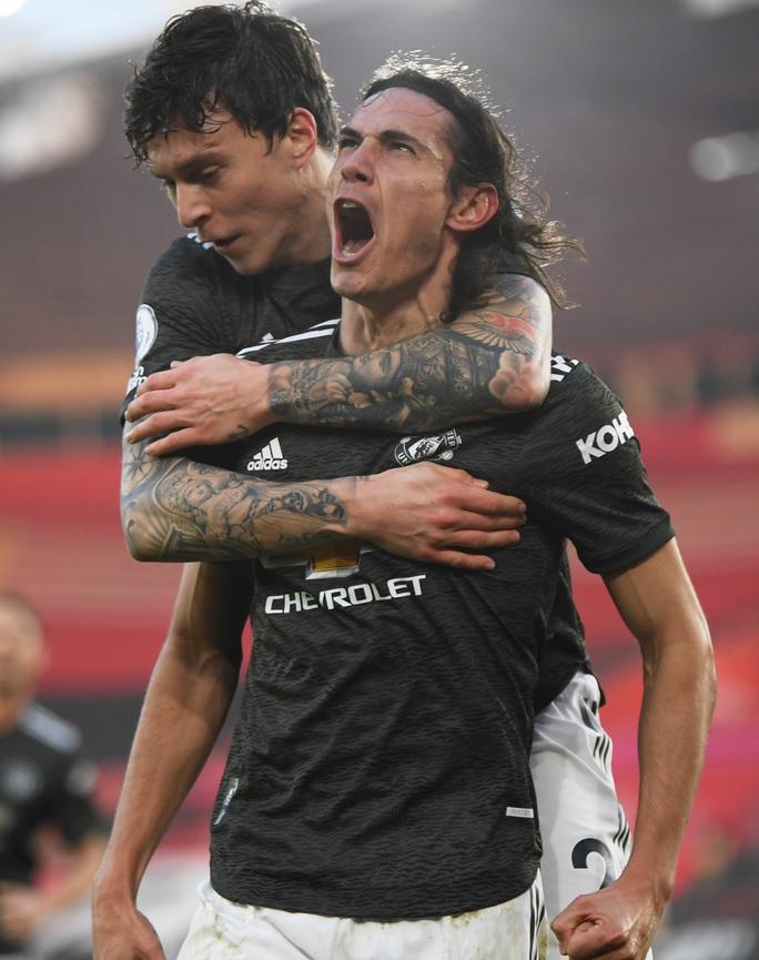 Cavani lập cú đúp siêu hạng, Man United ngược dòng tưng bừng trước Southampton - Ảnh 8.