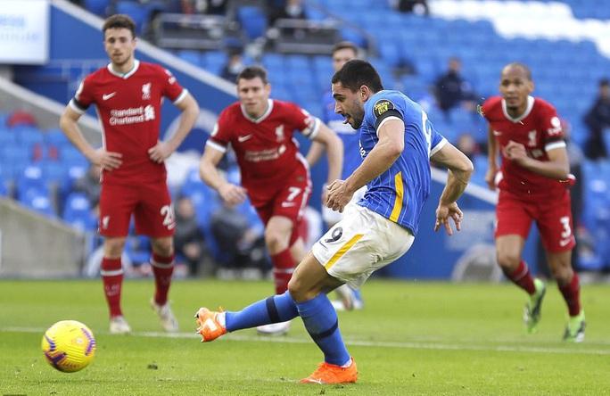 Man City dội mưa bàn thắng, Liverpool tái chiếm ngôi đầu Ngoại hạng - Ảnh 2.