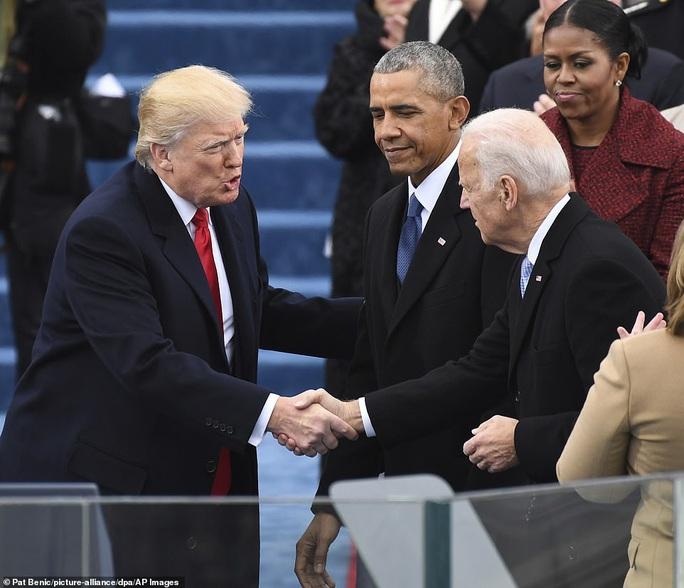 Tổng thống Trump định bùng nổ vào ngày nhậm chức sắp tới? - Ảnh 1.