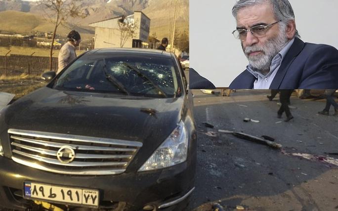 Cuộc đời cực kỳ bí ẩn của nhà khoa học Iran bị ám sát - Ảnh 1.