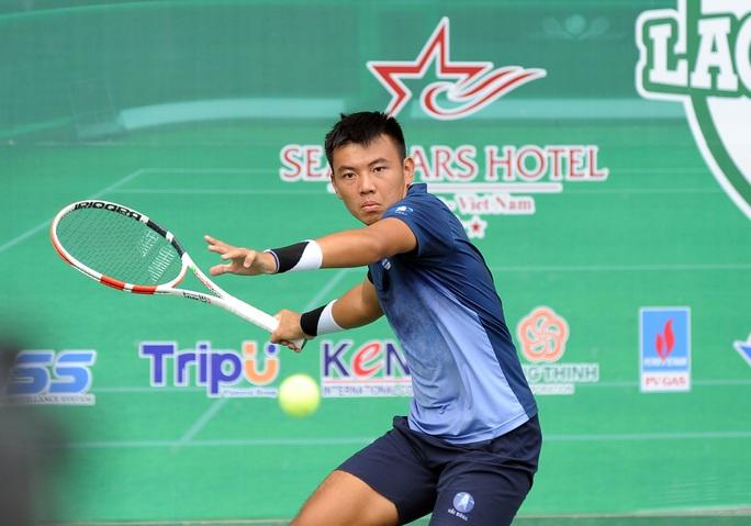Lý Hoàng Nam thua sốc ở chung kết VTF Masters 500 lần 2-2020 - Ảnh 2.