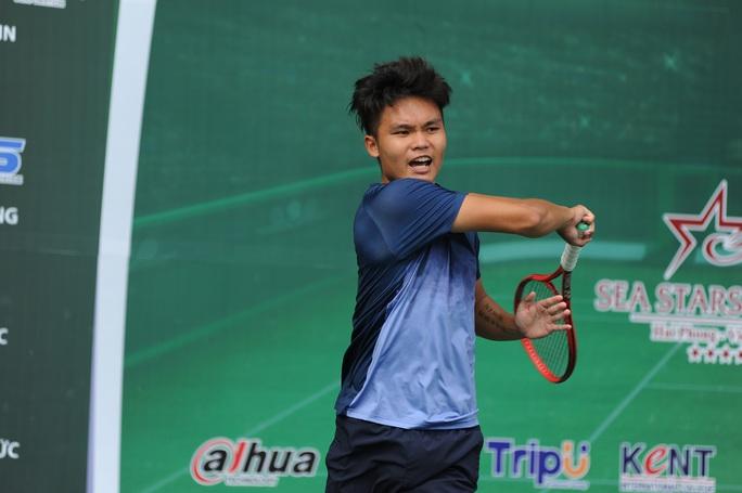 Lý Hoàng Nam thua sốc ở chung kết VTF Masters 500 lần 2-2020 - Ảnh 1.