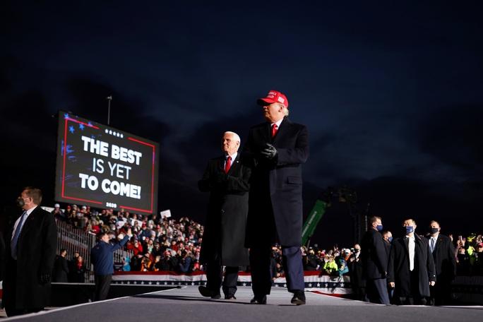 Bầu cử tổng thống Mỹ: Ai rộng đường hơn? - Ảnh 1.